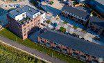 Pearce Homes Taw Wharf Development Aerial View
