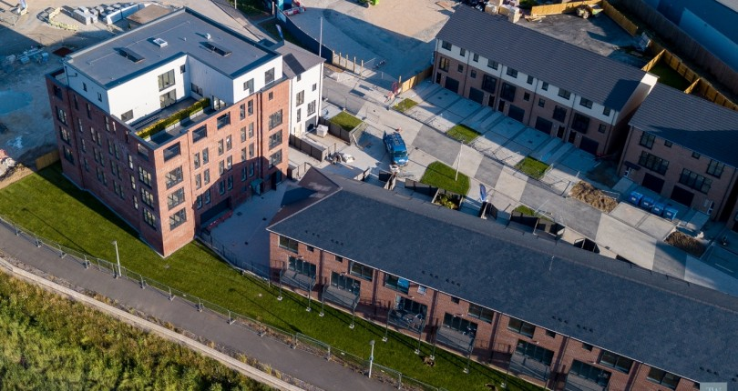 Pearce Construction (Barnstaple) Ltd shortlisted in the Construction Awards of Excellence
