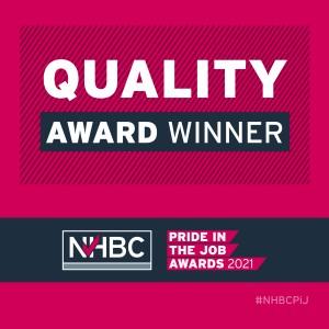 NHBC Award Winner